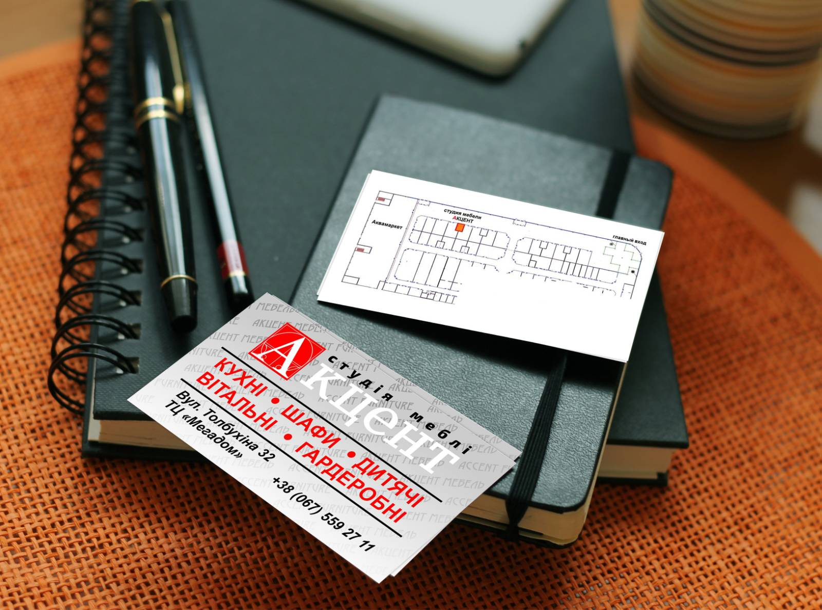 печать визиток срочно